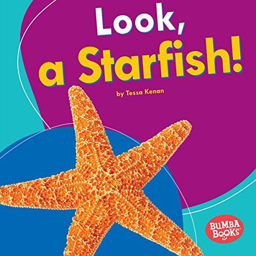 Look, a Starfish! copertina