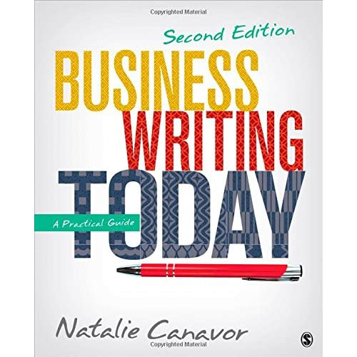 A Practical Guide Business Writing Today