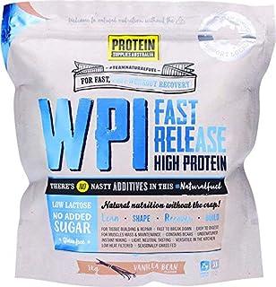 Protein Supplies Australia Whey Protein Isolate Powder, Vanilla Bean 1 kg,, Vanilla Bean 1 kilograms