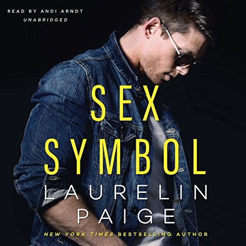 Sex Symbol audiobook cover art