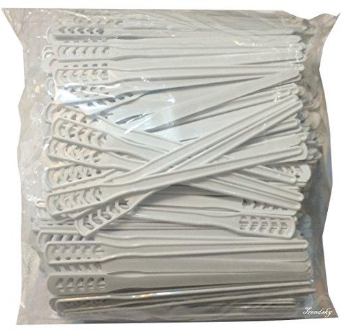 10.000x Plastik Rührstäbchen 112mm ( 10x 1000 er Packung ) Stab für Kaffee/Tee Becher Rührer für Coffee To Go / Tee Cup