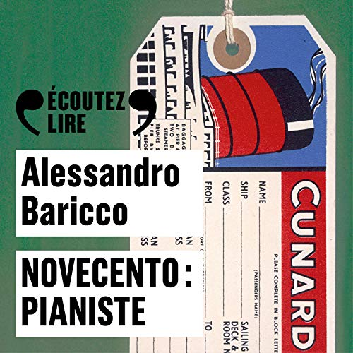 Novecento. Pianiste  By  cover art