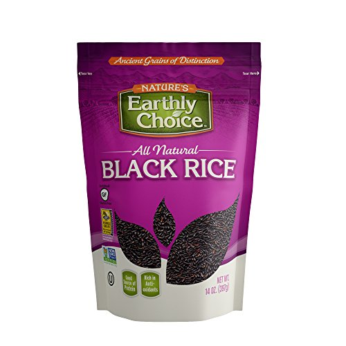 Earthly Choice Black Rice