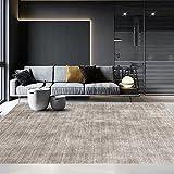LCFF alfombras Salon Dormitorios Alfombras Felpudo Cuadrado Adecuado para la decoración de Salas de Estar y Dormitorios Comedór & Dormitorio,Fácil de Limpiar,Superficie Suave,Pelo Corto-