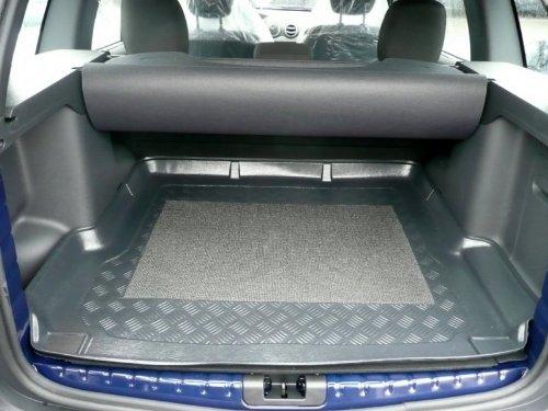 Kofferraumwanne mit Anti-Rutsch passend für Dacia Duster 5WD 06/2010-