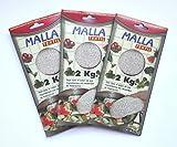HV - Malla Textil de Cocción - Bolsa para Legumbres - 2 Kg - Hecha en España - Set de 3