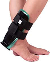 Aircast Air-Stirrup Ankle Brace Black Universal for Ankle Sprain Ankle Supports