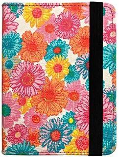 Capa Case Novo Kindle Paperwhite 10ª Geração Auto Hibernação - Flores 5
