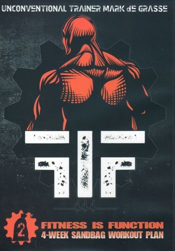 Fitness is Function Sandbag DVD with Mark de Grasse