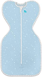 Love To Dream, Swaddle UP LITE, Blue S