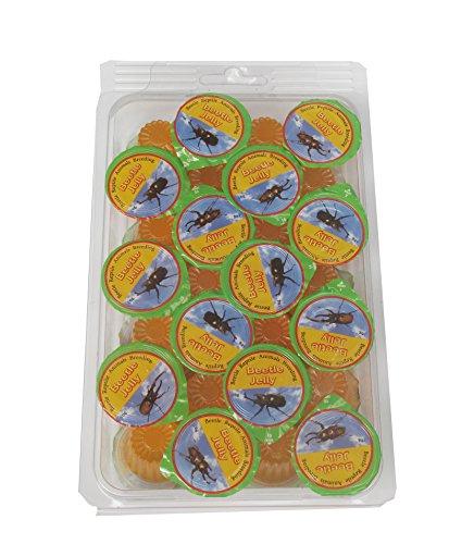 Namiba Terra 70211 Vorteilspack, 28 Stück Jungle Shop Beetle Vitamin Jelly für Insekten, 16 g pro Stück