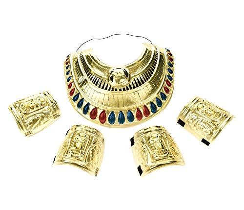 Kit gioielli egiziani per donna