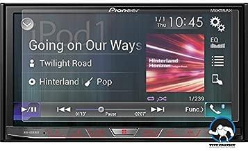 Tuff Protect Anti-glare Screen Protectors Pioneer AVH-4200nex Car-Indash Player