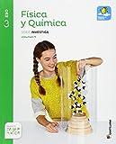 FISICA Y QUIMICA MOCHILA LIGERA SERIE INVESTIGA 3 ESO SABER HACER - 9788468020617