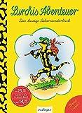 Lurchis Abenteuer - Das lustige Salamanderbuch, Band 1 und 2, Doppelband