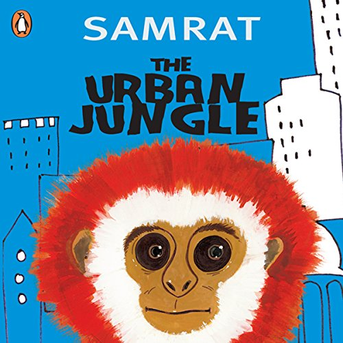 The Urban Jungle audiobook cover art