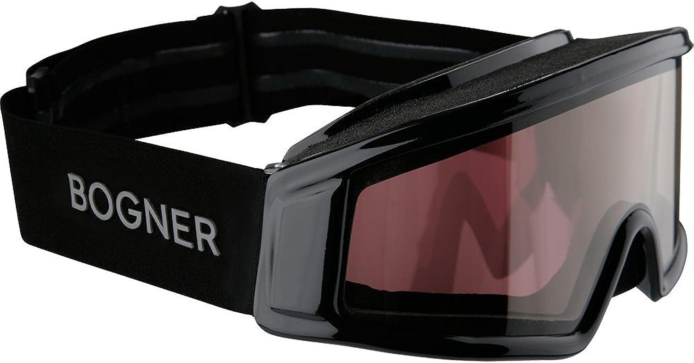 Bogner Skibrille OPTIC für Brillenträger (schwarz) B075XCPGYR  Modernes Design