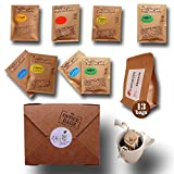 Life is You! BagBox ❤ 13 Coffee Bags (für...