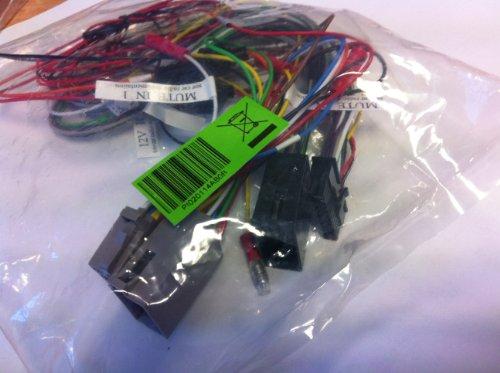 Parrot MKi9000 / 9100 & 9200 - Cables de Silencio y alimentación
