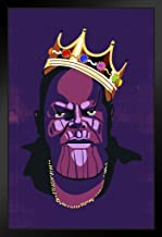 The Notorious Mad Titan Funny Awesome Poster 12x18 Inch Poster - 12x18 14x20 inches Black 489594