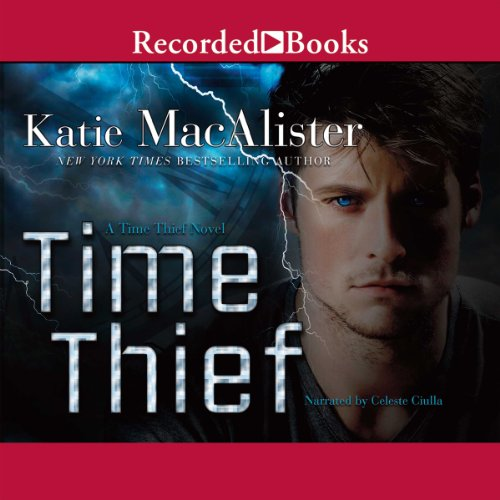 Time Thief cover art