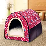 N-B The Pet Litter Can Be Stored Separately and Can Be Washed For Four Seasons. Universal Cat Litter Foldable Pet Equipment Cat Bed