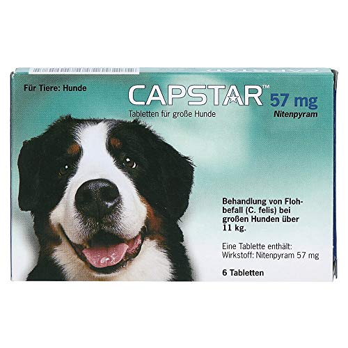 Capstar Tabletten für große Hunde
