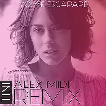 Yo Me Escaparé (Alex Midi Remix)