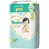 【テープ Mサイズ】パンパース オムツ はじめての肌へのいちばん (6~11kg) 68枚 【Amazon限定品】