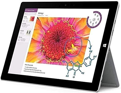 Microsoft Surface 3 10 8 FHD Full HD 1920x1280 Touchscreen 2 in 1 Education and Business Laptop product image