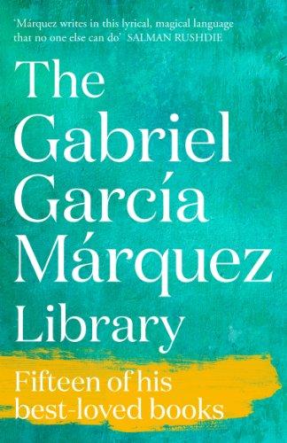 Gabriel Garcia Marquez Ebook Library (English Edition)