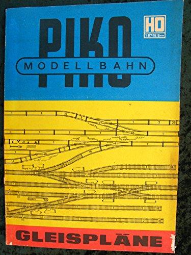 Piko Modellbahn Gleispläne H0