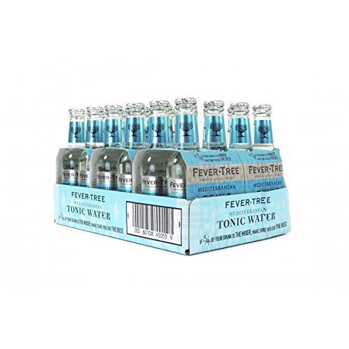 Fever Tree Mediterranean Tonic Water 24 x 0,2 Liter