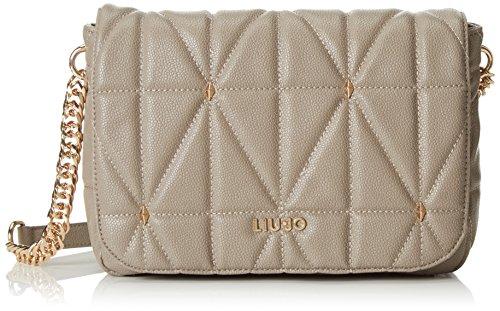 Liu Jo Ape shoulder bag S beige