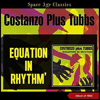 Equation in Rhythm (Album of 1962)