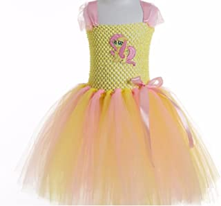 Shy Butterfly Pony Costume Tutu Dress/Accessories from Chunks of Charm