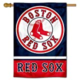 WinCraft Boston Red Sox Two Sided House Flag