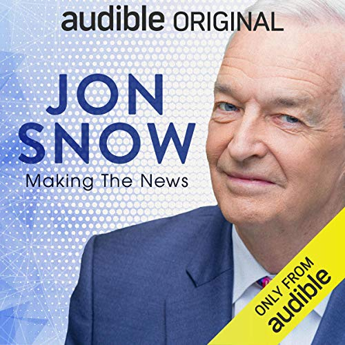 Jon Snow: Making the News cover art