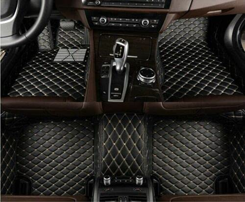 ZPXJSM Popularity Car Floor Mats for Audi Full Excellent S5 We Coverage 2009-2021 All