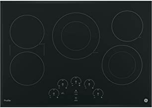 ge 30 built in knob control electric cooktop
