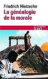 La généalogie de la morale - Gallimard - 04/11/1985
