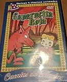 Caperucita Roja más 3 cuentos de hadas, el zapatero y el Gnomo, El mago de Hoz, La bella durmiente, La alfombra Mágica