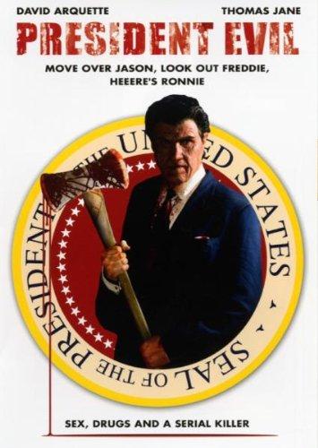 President Evil - Sex, Drugs and a Serial Killer [Alemania] [DVD]