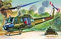 タミヤ イタレリ 1247 1/72 UH-1D 'SLICK' プラモデル
