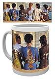 empireposter–Pink Floyd–Back Catalogue–Tamaño (cm), aprox. 9,5–Tazas de licencia, Nuevo–Descripción:–Taza (cerámica, color blanco, estampado, Capacidad 320ml, producto oficial., apta para lavavajillas y microondas de