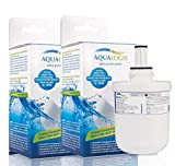 2 x AquaLogis AL-093G per Frigoriferi Americani Samsung DA29-00003G