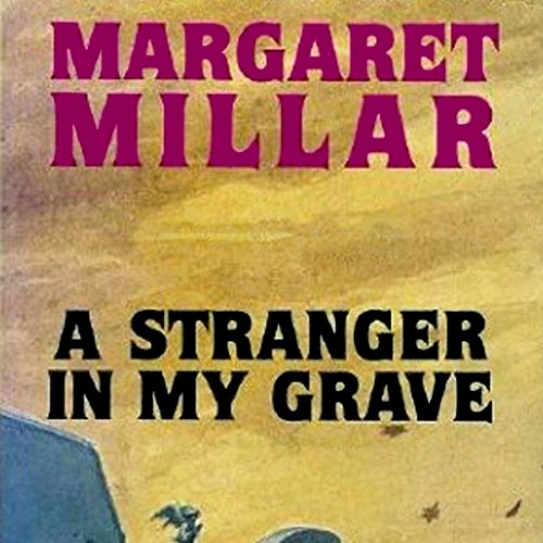 Couverture de A Stranger in My Grave