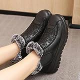 Zapatos De Algodón De Beijing Para Mujeres En Invierno Y Zapatos...