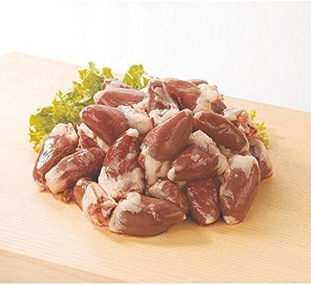 【鶏肉】国産 ハツ (心臓) 2kg 希少部位!2kg(1パックでの発送)【鳥肉】