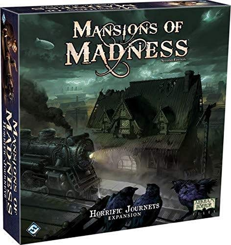 Fantasy Flight Games - FFGMAD20 - Mansions of Madness - Juego de...